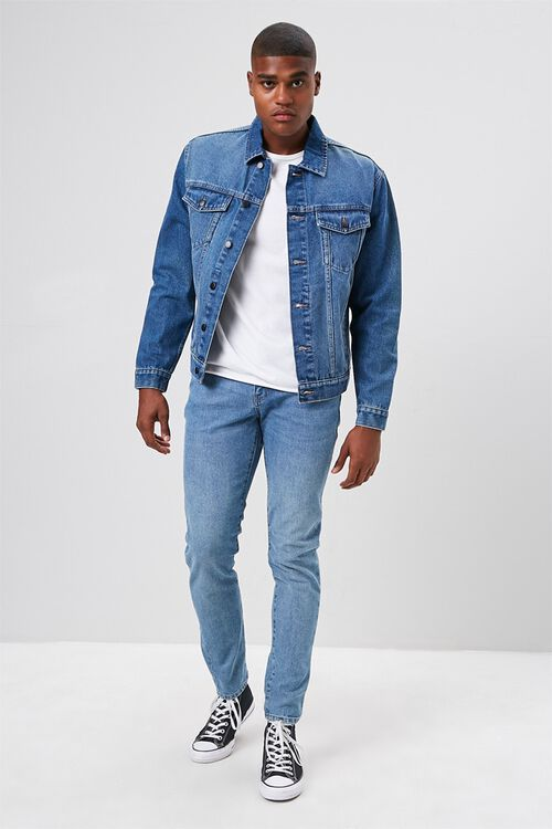 Button-Down Denim Jacket, image 4