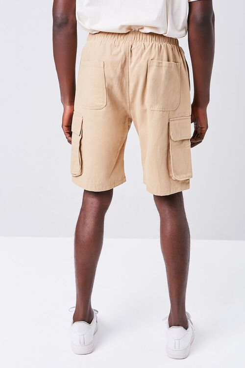 Drawstring Cargo Shorts, image 4