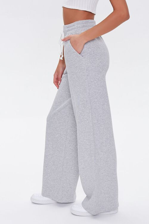 Wide-Leg Drawstring Sweatpants, image 3