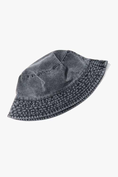 Chambray Bucket Hat, image 1
