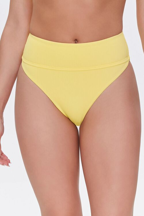 High-Waist Bikini Bottoms, image 2