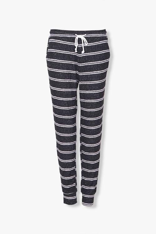 Cozy Striped Pajama Pants, image 1