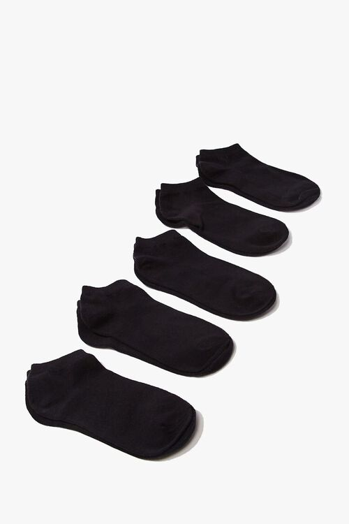 Knit Ankle Socks - 5 Pack, image 1