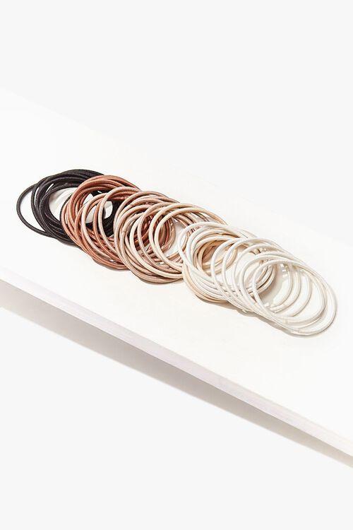 Thin Hair Tie Set, image 2