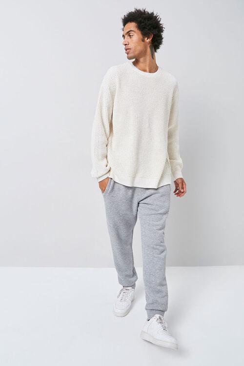 Waffle Knit Sweater, image 4