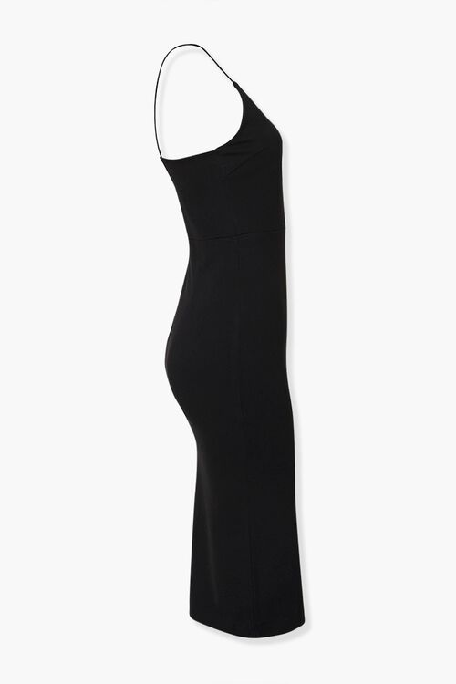 V-Neck Cami Bodycon Dress, image 2