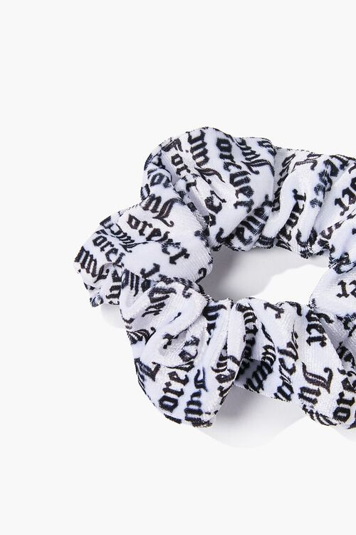 Juicy Couture Graphic Scrunchie, image 2