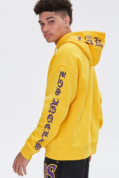 Lakers Graphic Hoodie, image 2