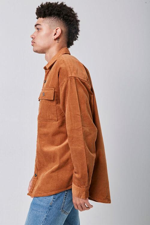 Corduroy Button-Down Jacket, image 2