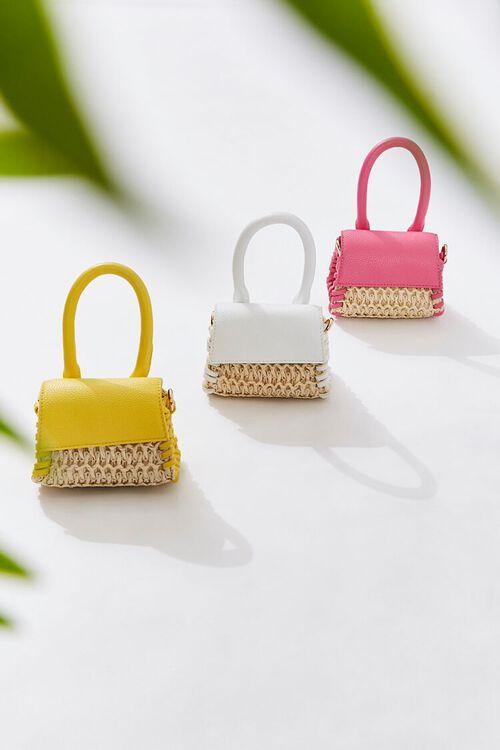 Basketwoven Mini Crossbody Bag, image 1