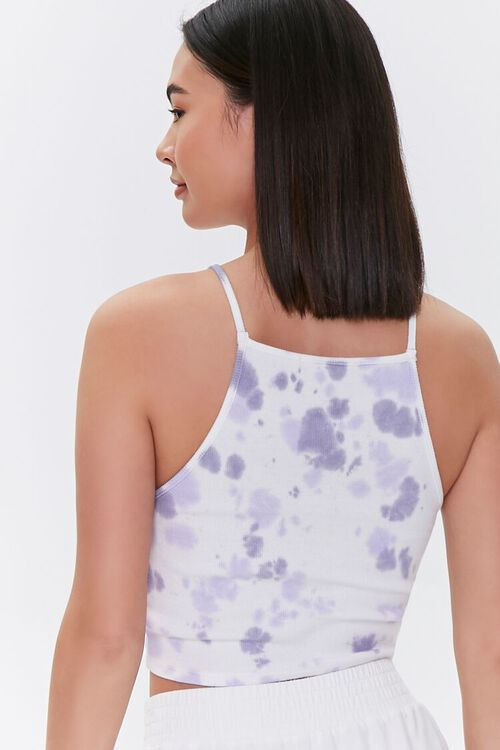 Tie-Dye Cropped Cami, image 3