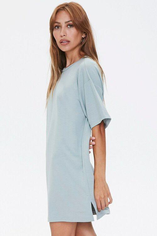 Cutout T-Shirt Dress, image 2