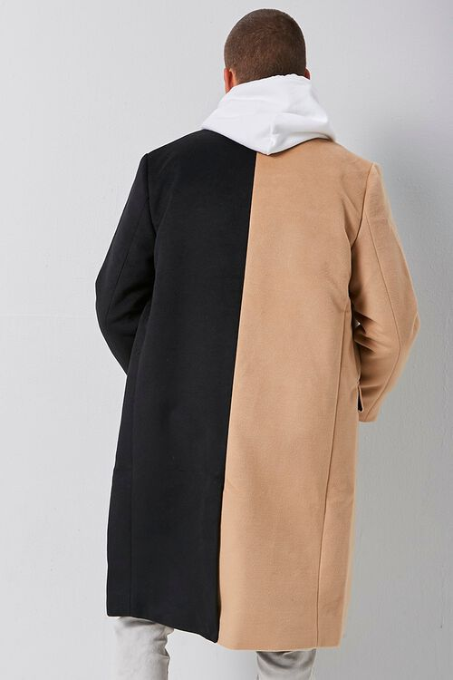 Colorblock Longline Coat, image 3