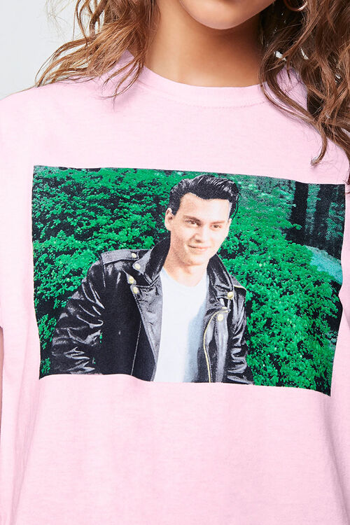 Cry-Baby Graphic Tee, image 5