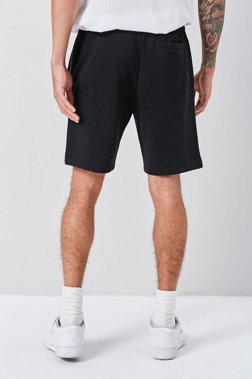 Heathered Drawstring Shorts, image 4