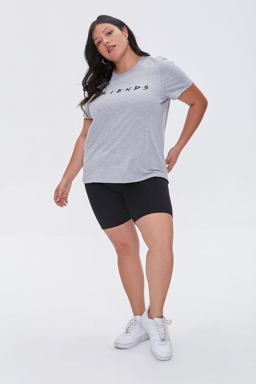 Plus Size Friends Graphic Tee, image 4