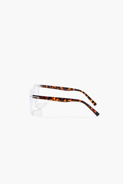 CLEAR/CLEAR Blue Light Reader Glasses, image 5