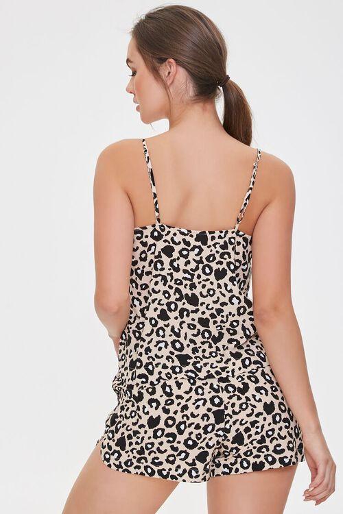 Leopard Cami & Shorts Lounge Set, image 3