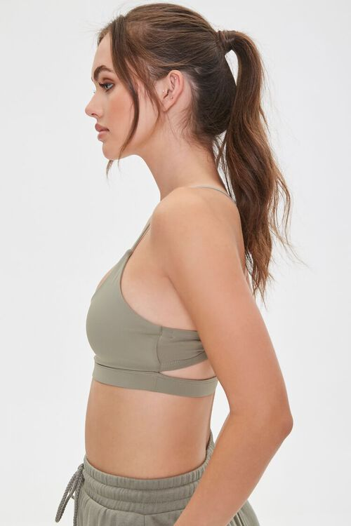 Cutout Sports Bra, image 3