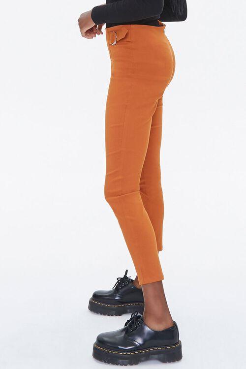 Skinny Waist-Tab Ankle Pants, image 3