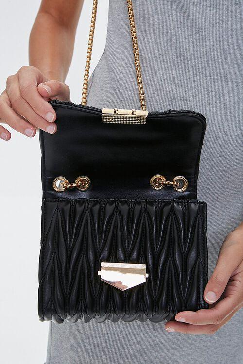 Quilted Shoulder Bag, image 3