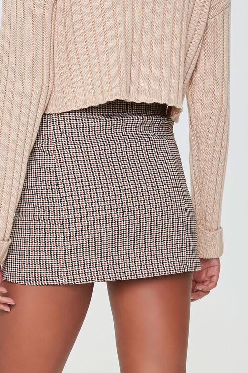 Plaid Mini Skirt, image 3