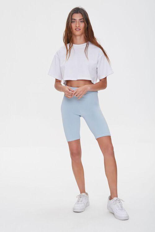 High-Rise Biker Shorts, image 5
