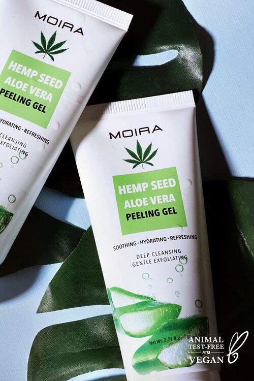 Hemp Seed Aloe Vera Peeling Gel, image 2