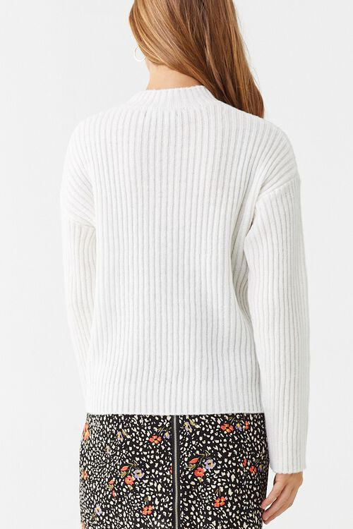 Wide Ribbed Sweater, image 3