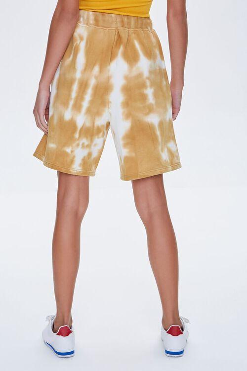 Bleached Drawstring Shorts, image 4