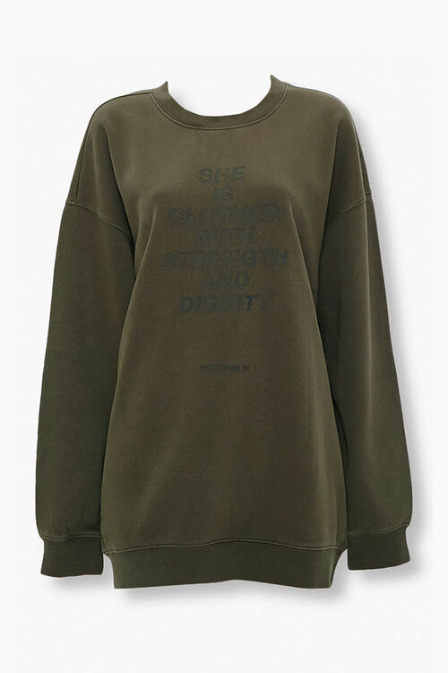 Bible Graphic Pullover, image 1