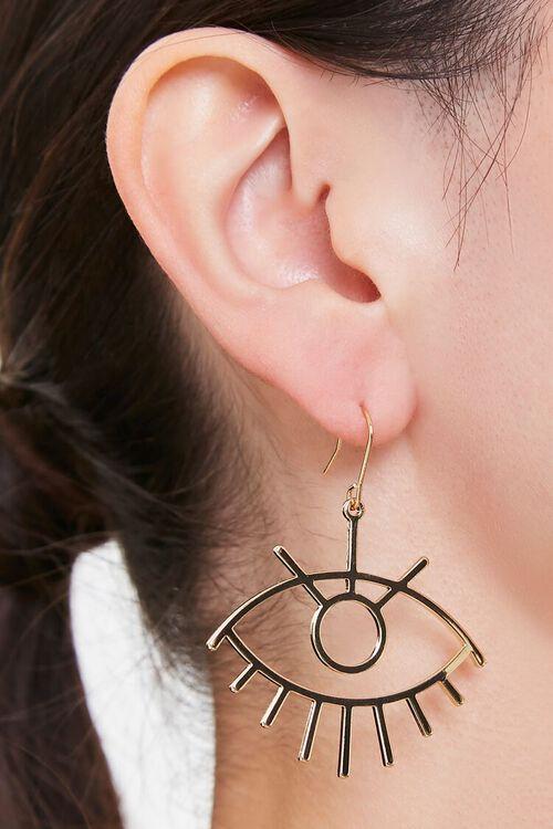Eye Drop Earrings, image 1