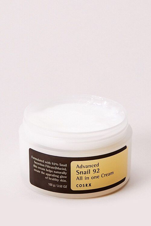 WHITE Advanced Snail 92 All in one Cream, image 1