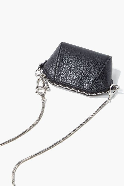Faux Leather Crossbody Bag, image 5