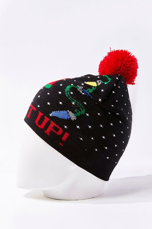 Light It Up Christmas Beanie, image 4