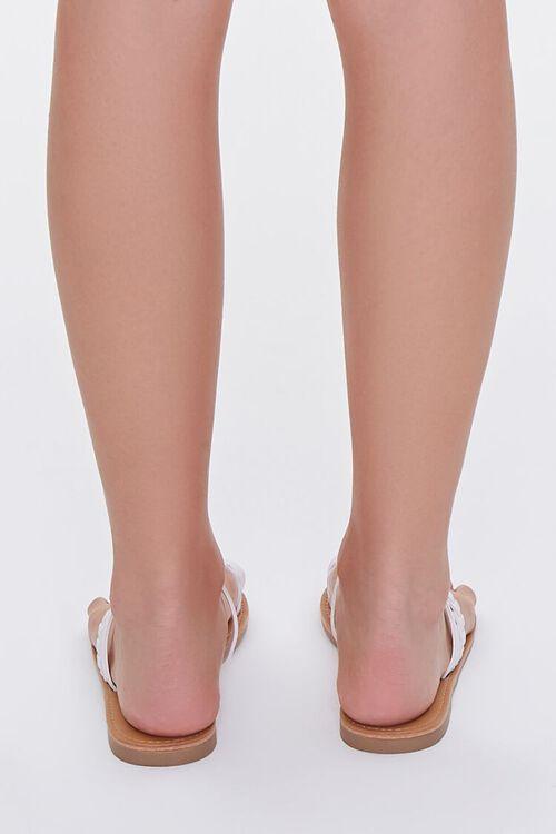 Braided Toe Loop Sandals, image 3