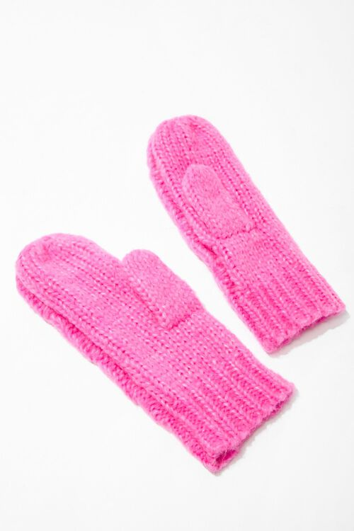 Cable Knit Mittens, image 2