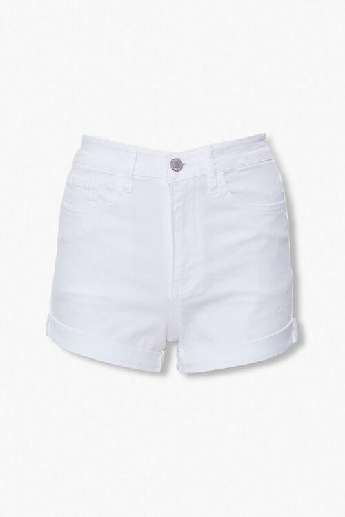 The Uplifter Denim Shorts, image 1