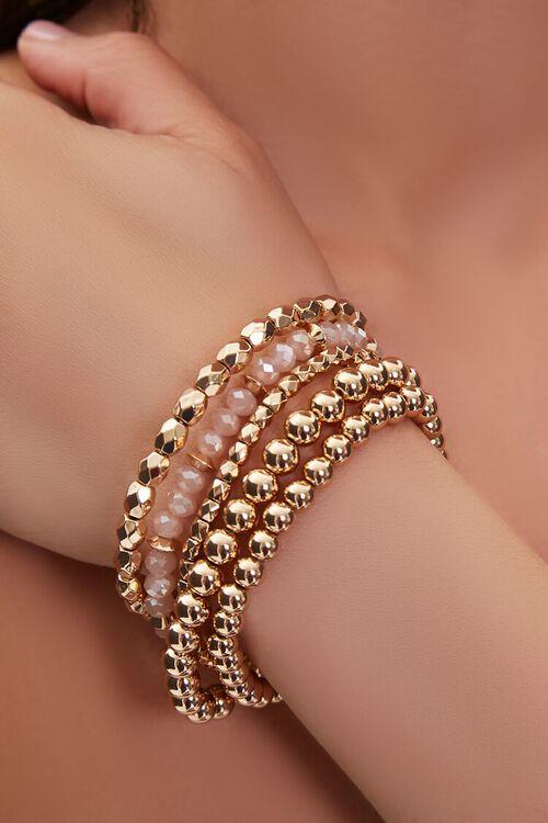 Beaded Bracelet Set, image 1