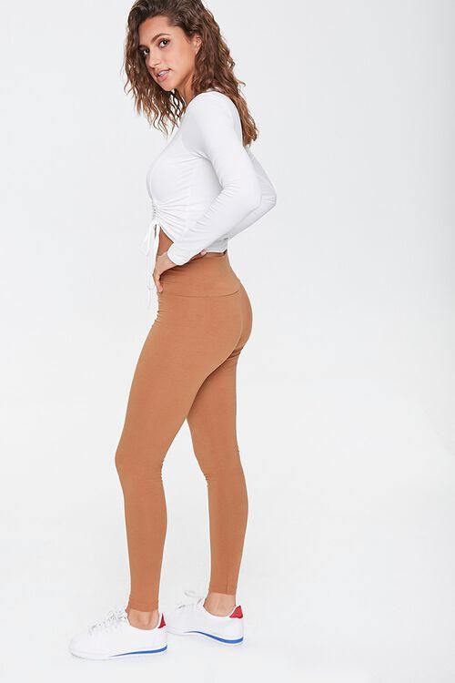 Basic High-Rise Leggings, image 1
