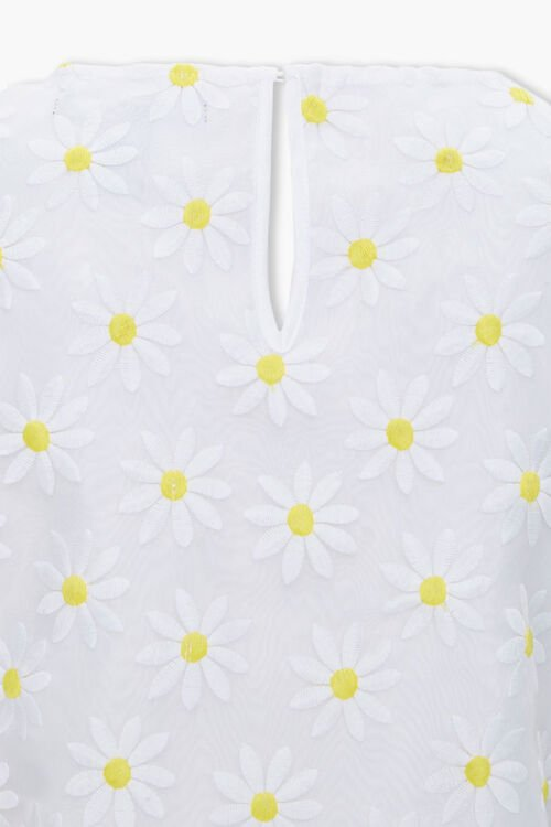Daisy Puff-Sleeve Top, image 5