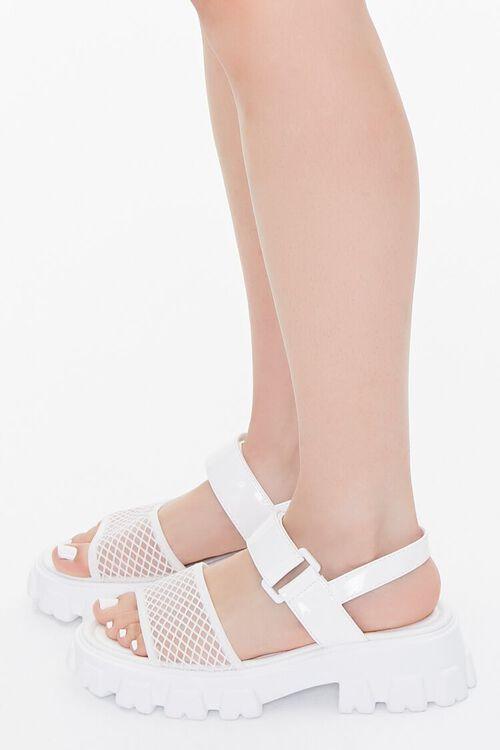 Lug-Sole Flatform Sandals, image 2