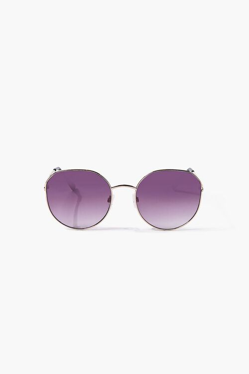 Tinted Metal Sunglasses, image 1