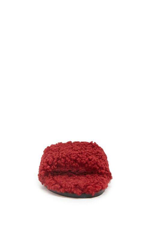 Faux Fur Slides, image 3