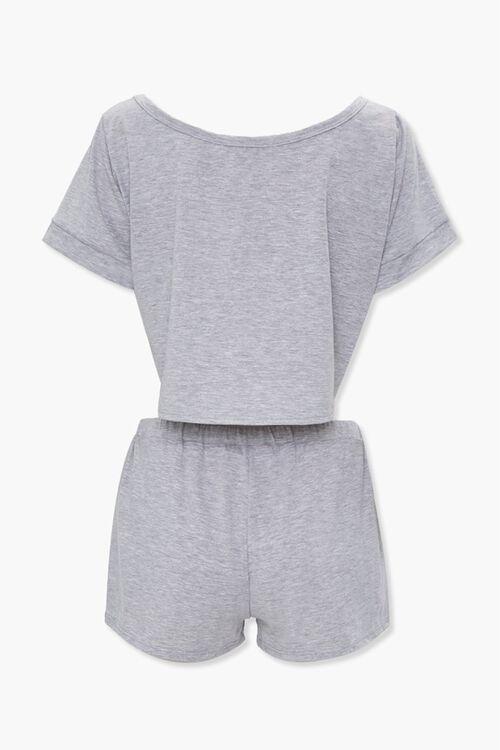 Pajama Tee & Shorts Set, image 3