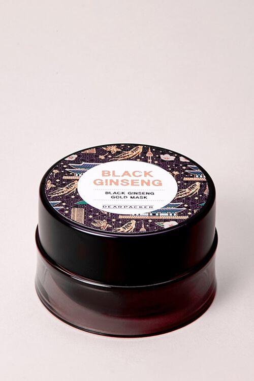 Black Ginseng Gold Mask, image 1