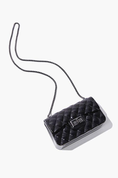 Opaque Mini Crossbody Bag, image 4