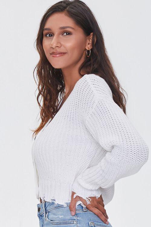 CREAM Sharkbite Cardigan Sweater, image 2