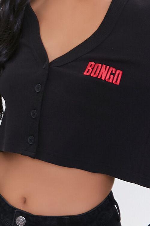 Embroidered Bongo Cardigan Sweater, image 5