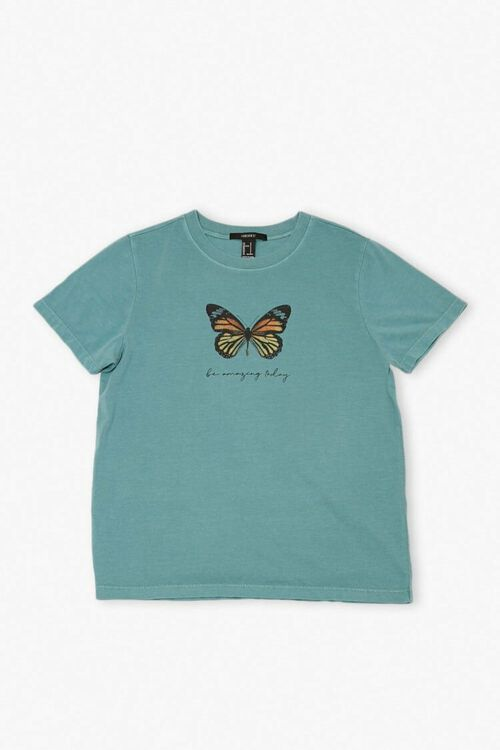 Butterfly Graphic Tee, image 1